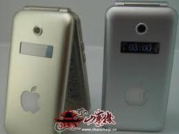 iphone flip phone