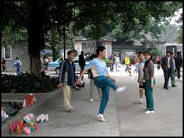 chinese hacky sack
