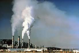 air polluting
