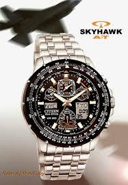 citizen pilot watch