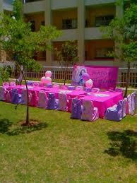barbie birthday theme