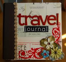 scrapbooking travel