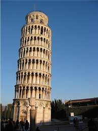 leaning tower or pisa