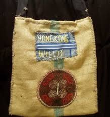 hippie tote bag