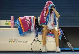 australian open towel