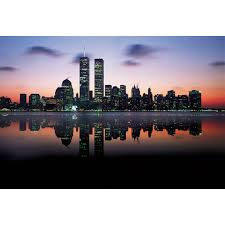 skyline in new york