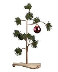 charlie brown christmas trees