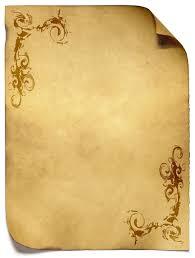 dibujos de pergaminos