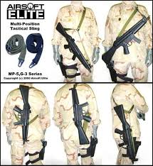 airsoft slings