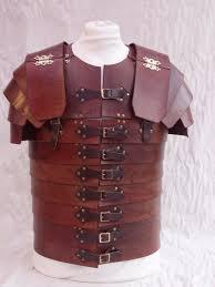 leather lorica segmentata