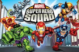 cartoon network superhero