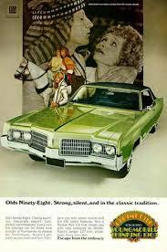 1968 oldsmobile ninety eight