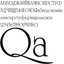 fonts roman
