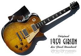 1959 les paul guitar