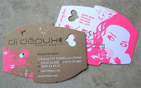 award winning business card designs