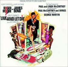 live and let die soundtrack