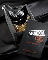 arsenal black