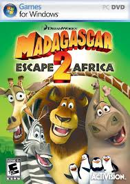 madagascar escape 2 africa pc game