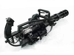 airsoft gatling gun