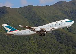 cathay pacific planes