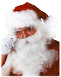 santa clause beards
