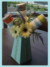 baby boy centerpieces