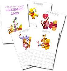 formato de calendario 2009
