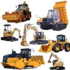 heavy construction equipments