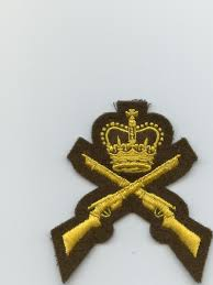 canadian army patches