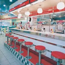 1950s american diner