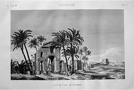description d egypte
