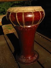 doumbek drumming