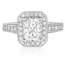 milgrain engagement rings