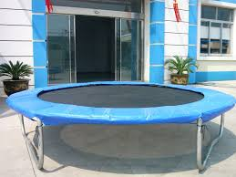 8 ft trampolines