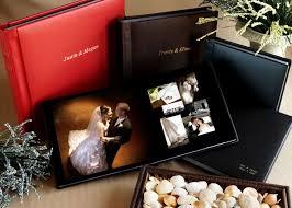 custom wedding album