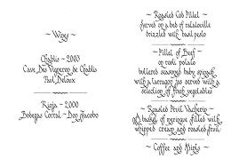 calligraphy templates