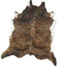 cowhide fur