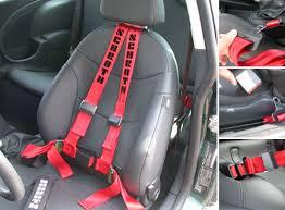 harness seat belts