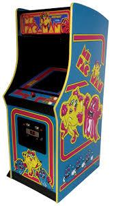 pac man arcade machines