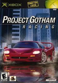 project gotham xbox