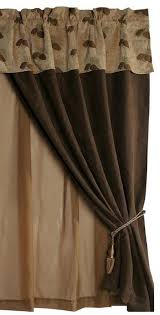 rustic curtain