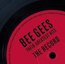 bee gees greatest hits the record