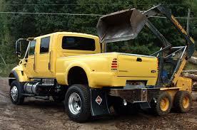 international dump trucks