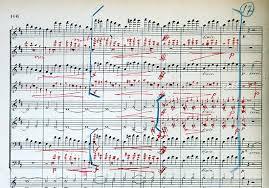 beethoven symphony 9 score