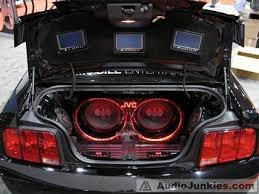 car audio db