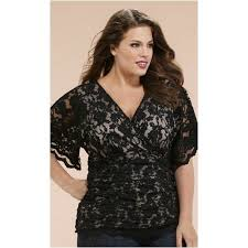 blouses for plus size women