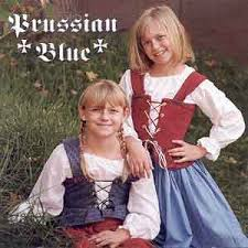 prussian girls