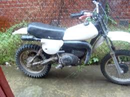 1978 yamaha yz80