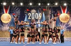 cheerleading teams