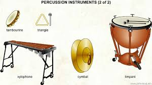 a percussion instrument